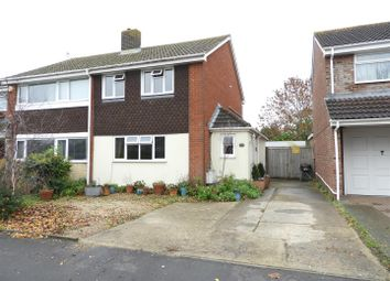 Thumbnail 3 bed semi-detached house for sale in Martinfield, Covingham, Swindon