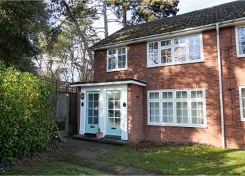 Thumbnail 1 bed maisonette for sale in Westminster Court, St. Albans