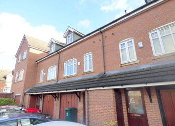 Thumbnail 3 bed town house to rent in Linden Place, Nottingham