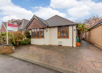 Thumbnail 4 bed detached bungalow for sale in Mowbray Avenue, Byfleet