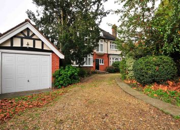 Thumbnail 6 bed detached house to rent in Dollis Avenue, Finchley