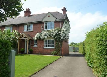 Thumbnail 3 bed semi-detached house to rent in Hawthorn Cottage, Kidnal, Malpas