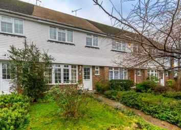 Thumbnail 3 bedroom terraced house for sale in Timberlands, Storrington, Pulborough, West Sussex