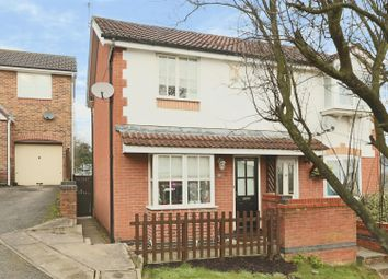 2 bed semi-detached house for sale in Hazelbank Avenue, Mapperley, Nottinghamshire NG3