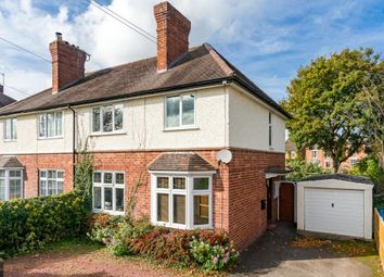 Thumbnail 3 bed semi-detached house for sale in Hereford Road, Shrewsbury
