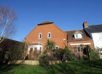 Thumbnail 3 bed mews house for sale in Cromwell Gardens, Steeple Drive, Alton, Hampshire