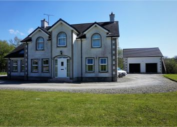 Thumbnail 4 bed detached house for sale in Cullyrammer Road, Coleraine