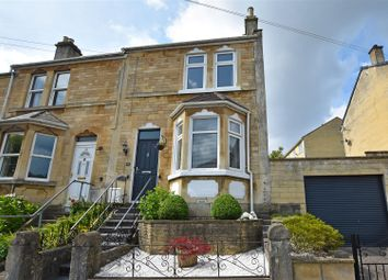 Thumbnail 3 bed end terrace house for sale in Salisbury Road, Larkhall, Bath