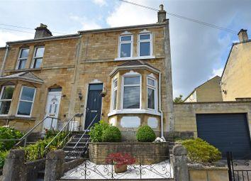 3 bed end terrace house for sale in Salisbury Road, Larkhall, Bath BA1