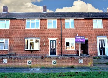 Thumbnail 3 bed terraced house for sale in Lyminge Close, Gillingham