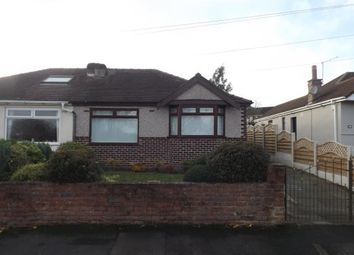 Thumbnail 3 bed bungalow for sale in Martindale Road, St Helens, Merseyside, Uk