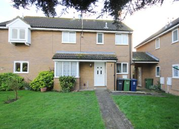 Thumbnail 2 bed end terrace house to rent in Waveney Road, St. Ives