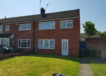 Thumbnail 3 bed end terrace house for sale in Thomas Sharp Street, Canley, Coventry