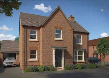 Thumbnail 4 bed detached house for sale in Plot 69 Post Office Lane, Kempsey, Worcester