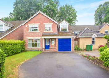 Thumbnail 5 bed detached house for sale in Grange Close, Watford
