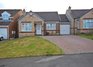 Thumbnail 2 bed detached bungalow for sale in Priory Court, Sacriston, Durham