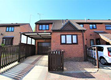 Thumbnail 3 bed semi-detached house to rent in Nether Ley Court, Chapeltown, Sheffield