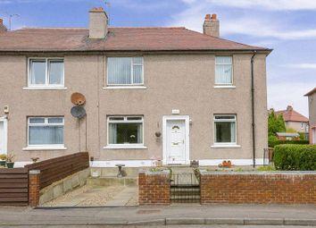Thumbnail 2 bed flat for sale in Parkhead Drive, Edinburgh
