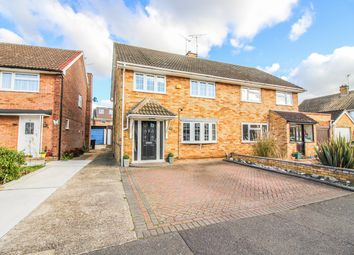 Thumbnail 3 bed semi-detached house for sale in Sakins Croft, Harlow
