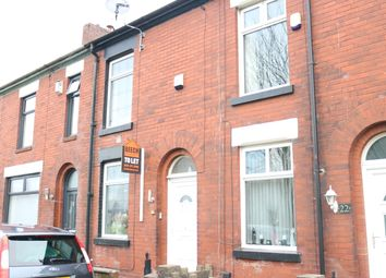 Thumbnail 2 bed terraced house to rent in Oldham Street, Droylsden, Manchester