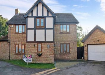 Thumbnail 4 bed detached house for sale in Petresfield Way, West Horndon, Brentwood, Essex