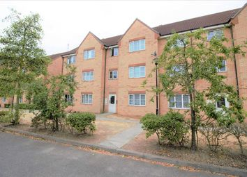 Thumbnail 2 bed flat to rent in Madeleine Close, Chadwell Heath, Romford