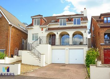 Thumbnail 6 bed property for sale in Shepherds Way, Bournemouth
