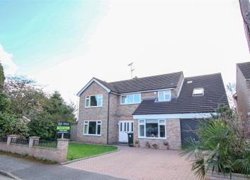 Thumbnail 5 bed detached house for sale in Westmere, Hanley Swan, Worcester