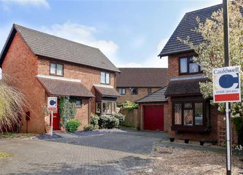 Thumbnail 3 bedroom detached house for sale in Gaddesden Crescent, Wavendon Gate, Milton Keynes