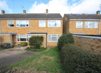 Thumbnail 2 bed end terrace house for sale in Luard Way, Birch, Colchester
