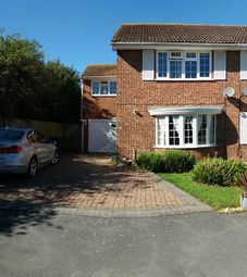 Thumbnail 4 bed semi-detached house to rent in Sunningdale Walk, Herne Bay