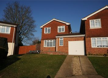 Thumbnail 3 bed detached house to rent in Fircroft Drive, Chandler's Ford, Eastleigh, Hampshire
