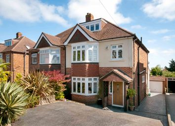 Thumbnail 5 bed semi-detached house for sale in Grant Road, Farlington, Portsmouth