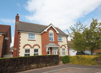 Thumbnail 4 bed detached house for sale in The Brake, Yate, Bristol