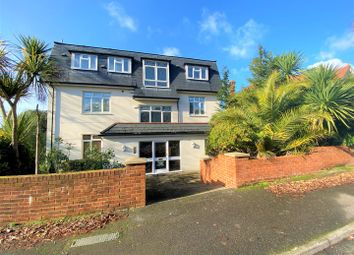 Thumbnail 3 bed flat for sale in Forest Road, Branksome Park, Poole