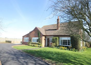 Thumbnail 3 bed detached bungalow for sale in Thorpefield, Thirsk