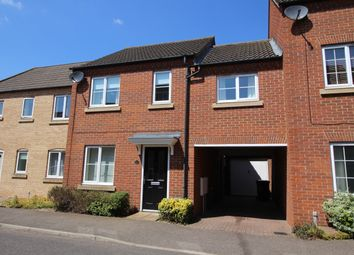 Thumbnail 3 bed terraced house to rent in Swan Road, Dereham