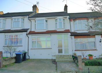 Thumbnail 3 bed terraced house to rent in Evesham Road, London
