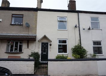 Thumbnail 3 bed terraced house for sale in Bottom Boat Road, Wakefield