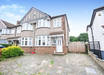 Thumbnail 3 bed semi-detached house to rent in Oxhawth Crescent, Bromley