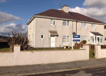 Thumbnail 4 bed semi-detached house for sale in Morfa'r Garreg, Pwllheli, Gwynedd