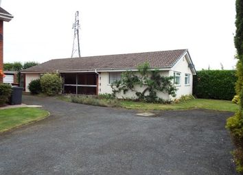 Thumbnail 3 bed detached bungalow to rent in Cornforth Close, Trinity Road, Kingsbury, Tamworth