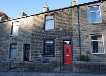 Thumbnail 2 bed terraced house for sale in Woodcroft Street, Rossendale