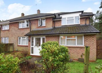 Thumbnail 6 bed semi-detached house for sale in Wickham Road, Camberley, Surrey