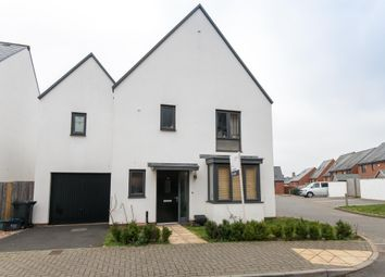 Thumbnail 4 bed detached house for sale in Milbury Farm Meadow, Exminster, Exeter