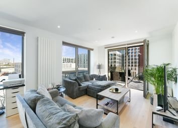 Thumbnail 1 bedroom flat for sale in Pendant Court, Royal Wharf, London