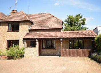 Thumbnail 4 bed semi-detached house for sale in 3 Larkfield Road, Bessels Green, Sevenoaks, Kent