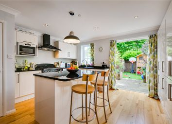 Thumbnail 4 bed terraced house for sale in Gainsborough Road, Kew, Surrey