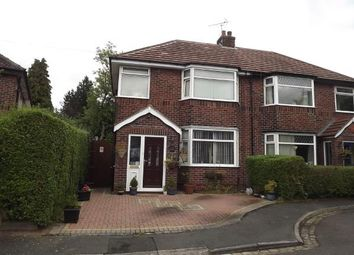 Thumbnail 3 bed semi-detached house for sale in Lacey Avenue, Wilmslow, Cheshire