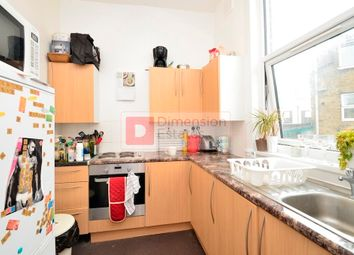 Thumbnail 3 bed flat to rent in Kenninghall Road, Hackney, Upper Clapton